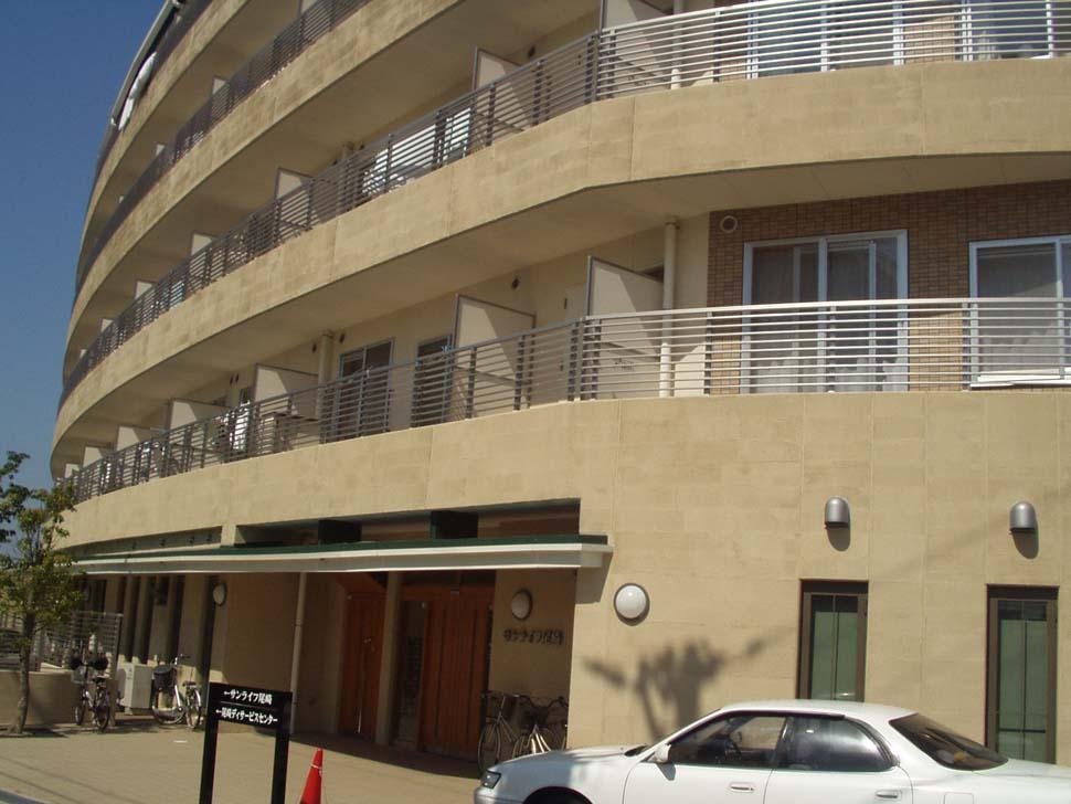 大阪府阪南市、樽井駅徒歩35分の築12年 5階建の賃貸マンション