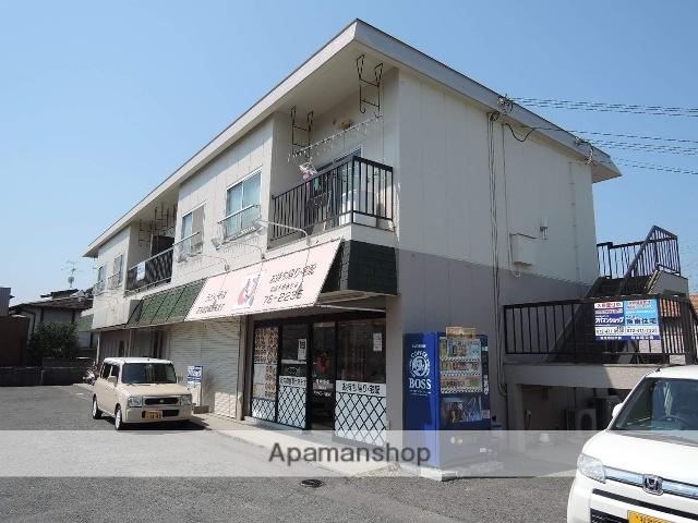 大阪府阪南市、鳥取ノ荘駅徒歩28分の築39年 2階建の賃貸アパート