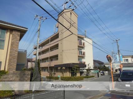 大阪府阪南市、和泉鳥取駅徒歩23分の築19年 4階建の賃貸マンション