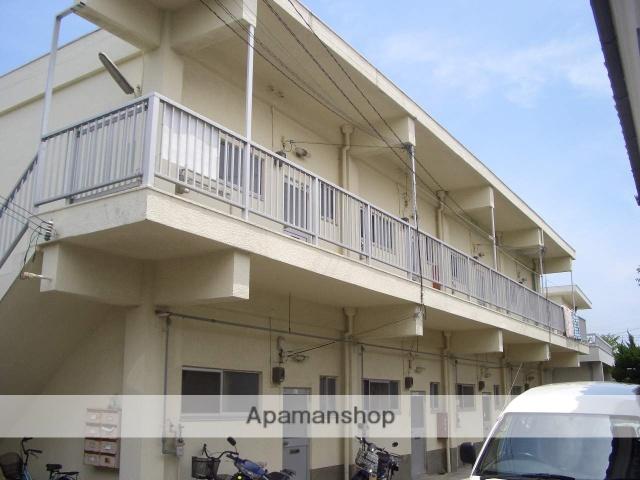 大阪府阪南市、鳥取ノ荘駅徒歩28分の築46年 2階建の賃貸アパート