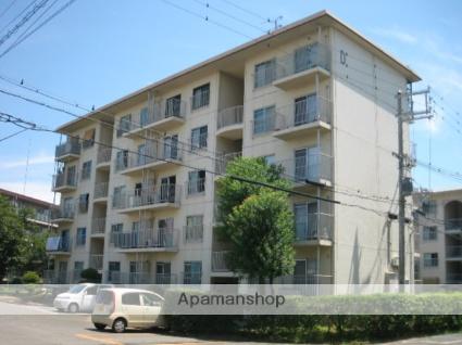 大阪府阪南市、鳥取ノ荘駅徒歩11分の築42年 5階建の賃貸マンション