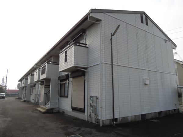 大阪府貝塚市、東岸和田駅徒歩19分の築23年 2階建の賃貸アパート