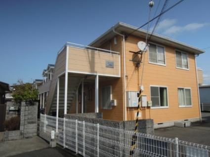 大阪府貝塚市、和泉橋本駅徒歩27分の築22年 2階建の賃貸アパート