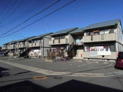 大阪府貝塚市、東貝塚駅徒歩5分の築22年 2階建の賃貸アパート