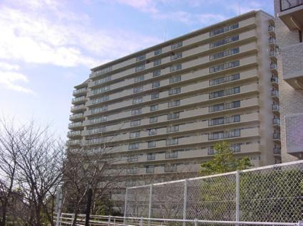 大阪府貝塚市、石才駅徒歩15分の築21年 15階建の賃貸マンション