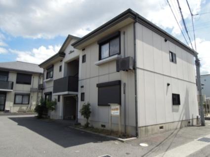 大阪府岸和田市、下松駅徒歩9分の築19年 2階建の賃貸アパート
