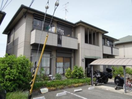 大阪府貝塚市、東岸和田駅徒歩23分の築16年 2階建の賃貸アパート