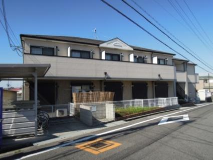大阪府貝塚市、東岸和田駅徒歩20分の築12年 2階建の賃貸アパート