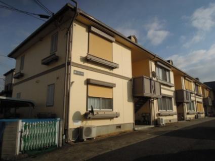 大阪府貝塚市、和泉橋本駅徒歩12分の築23年 2階建の賃貸アパート