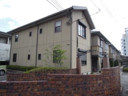 大阪府貝塚市、貝塚駅徒歩5分の築15年 2階建の賃貸アパート