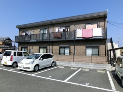 大阪府貝塚市、東貝塚駅徒歩12分の築11年 2階建の賃貸アパート