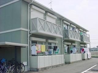 大阪府貝塚市、貝塚駅徒歩30分の築21年 2階建の賃貸アパート