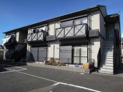 大阪府貝塚市、東貝塚駅徒歩10分の築18年 2階建の賃貸アパート