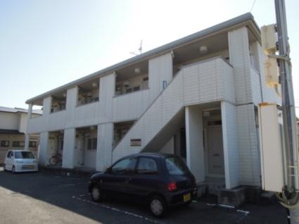 大阪府貝塚市、東岸和田駅徒歩24分の築22年 2階建の賃貸アパート