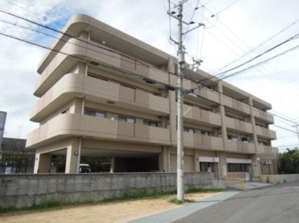 大阪府貝塚市、東貝塚駅徒歩22分の築14年 4階建の賃貸マンション