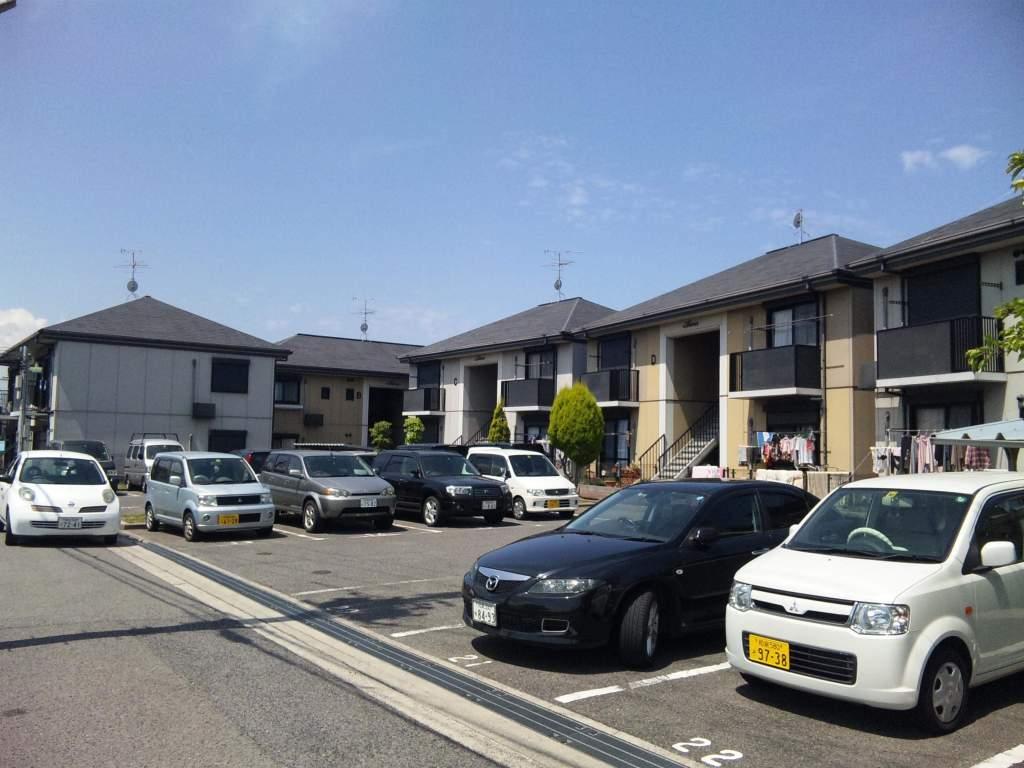 大阪府貝塚市、和泉橋本駅徒歩22分の築18年 2階建の賃貸アパート
