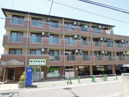 大阪府岸和田市、下松駅徒歩14分の築17年 4階建の賃貸マンション