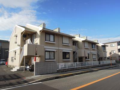 大阪府貝塚市、和泉橋本駅徒歩22分の築29年 2階建の賃貸アパート