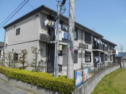 大阪府貝塚市、東貝塚駅徒歩6分の築18年 2階建の賃貸アパート