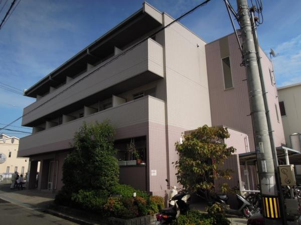 大阪府貝塚市、和泉橋本駅徒歩3分の築16年 3階建の賃貸マンション
