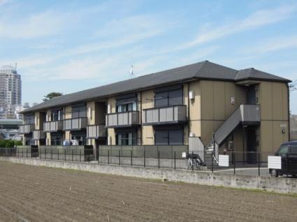 大阪府貝塚市、貝塚駅徒歩15分の築16年 2階建の賃貸アパート