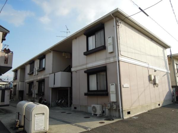 大阪府貝塚市、和泉橋本駅徒歩26分の築20年 2階建の賃貸アパート