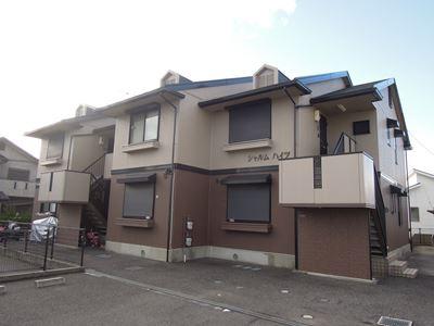 大阪府貝塚市、和泉橋本駅徒歩16分の築20年 2階建の賃貸アパート