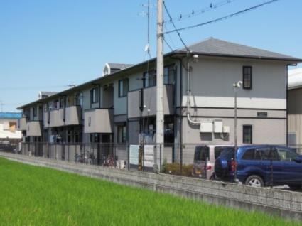 大阪府泉北郡忠岡町、忠岡駅徒歩10分の築17年 2階建の賃貸アパート