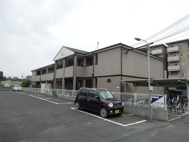 大阪府貝塚市、東岸和田駅徒歩15分の築9年 2階建の賃貸アパート
