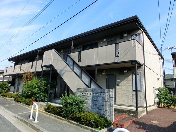 大阪府岸和田市、東岸和田駅徒歩22分の築15年 2階建の賃貸アパート