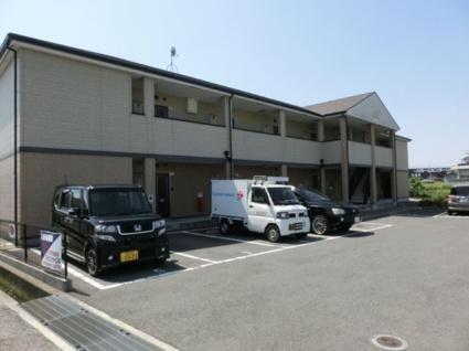 大阪府貝塚市、蛸地蔵駅徒歩12分の築10年 2階建の賃貸アパート