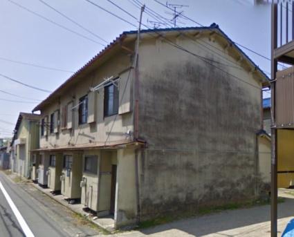 大阪府貝塚市、東貝塚駅徒歩15分の築42年 2階建の賃貸テラスハウス