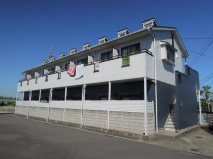 大阪府貝塚市、和泉橋本駅徒歩14分の築22年 2階建の賃貸アパート