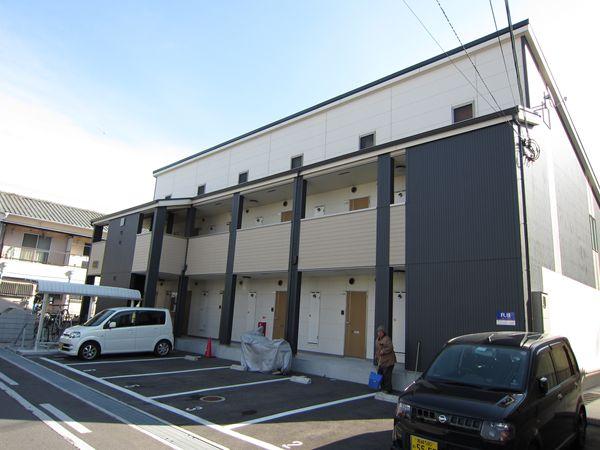 大阪府泉北郡忠岡町、泉大津駅徒歩28分の築7年 2階建の賃貸アパート