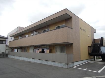 大阪府貝塚市、貝塚駅徒歩15分の築8年 2階建の賃貸アパート
