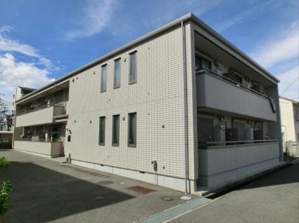 大阪府岸和田市、下松駅徒歩12分の築8年 2階建の賃貸アパート