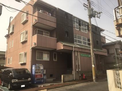大阪府岸和田市、泉大津駅徒歩29分の築26年 3階建の賃貸マンション