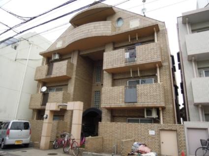 大阪府岸和田市、岸和田駅徒歩17分の築27年 3階建の賃貸マンション