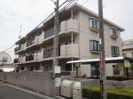 大阪府岸和田市、忠岡駅徒歩20分の築26年 3階建の賃貸マンション