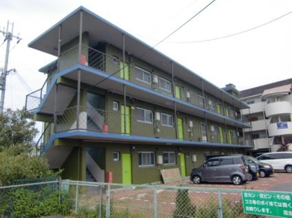 大阪府貝塚市、東岸和田駅徒歩19分の築29年 3階建の賃貸マンション