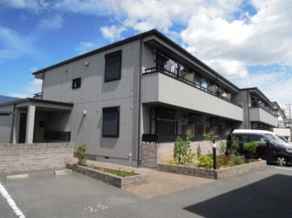 大阪府岸和田市、久米田駅徒歩19分の築13年 2階建の賃貸アパート