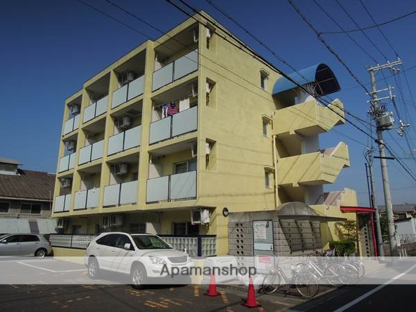 大阪府岸和田市、春木駅徒歩12分の築17年 4階建の賃貸マンション