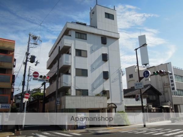 大阪府岸和田市、東岸和田駅徒歩28分の築28年 5階建の賃貸マンション