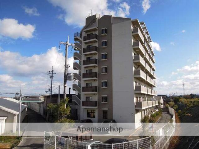 大阪府貝塚市、東貝塚駅徒歩10分の築22年 8階建の賃貸マンション