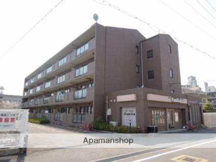 大阪府岸和田市、東岸和田駅徒歩16分の築21年 4階建の賃貸マンション