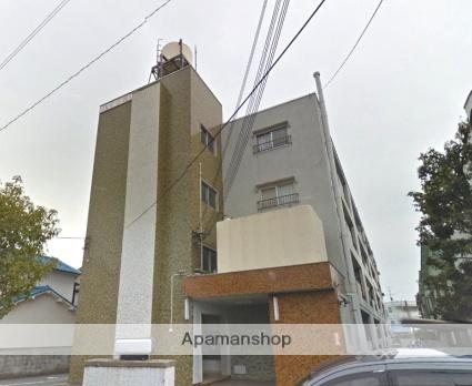 大阪府箕面市、石橋駅徒歩20分の築46年 4階建の賃貸マンション