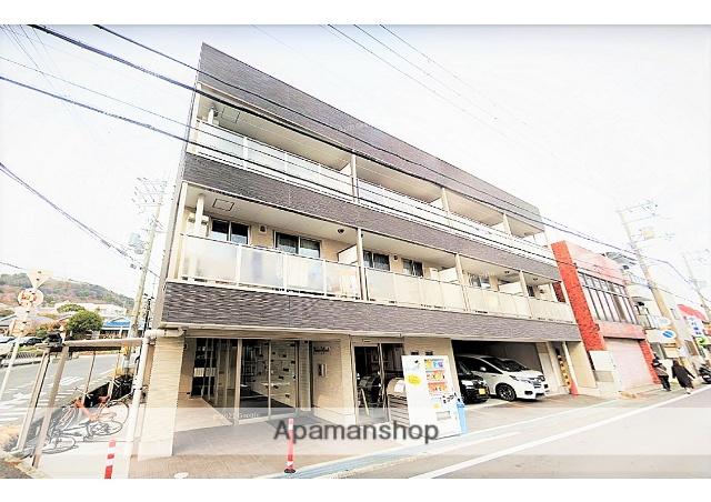大阪府箕面市、箕面駅徒歩15分の築1年 3階建の賃貸マンション