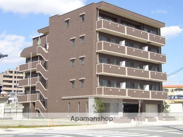 大阪府箕面市、箕面駅徒歩30分の築10年 5階建の賃貸マンション