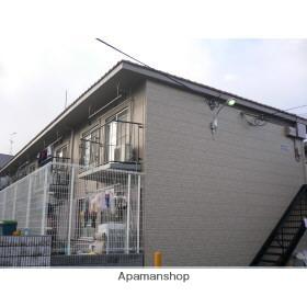 大阪府箕面市、牧落駅徒歩8分の築38年 2階建の賃貸アパート