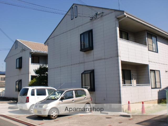 大阪府堺市東区、白鷺駅徒歩26分の築25年 2階建の賃貸アパート